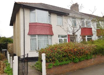 Thumbnail 3 bed semi-detached house to rent in Caerphilly Road, Heath, Cardiff