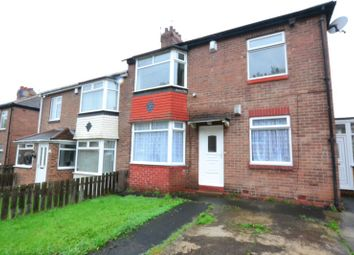 Thumbnail 2 bed flat for sale in Kentmere Avenue, Walkergate, Newcastle Upon Tyne