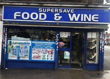 Thumbnail Retail premises for sale in Neasden, London