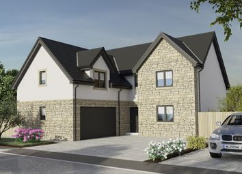 Thumbnail 5 bed detached house for sale in Bowfield Road, West Kilbride