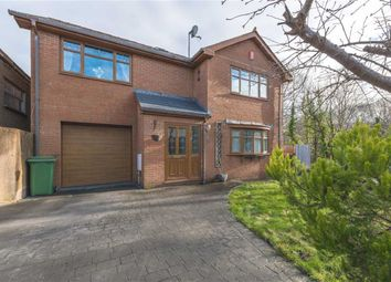 Thumbnail 4 bed detached house for sale in Clas-Ty-Gelli, Coed-Y-Cwm, Pontypridd
