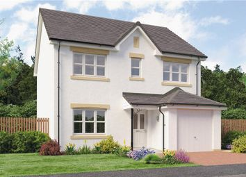 "Thumbnail 4 bed detached house for sale in ""Shaw Det"" at Forthview Crescent, Currie"