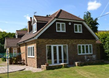 Thumbnail 4 bed detached house to rent in Hill Top Lane, Chinnor Hill, Chinnor