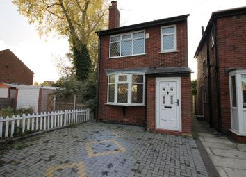 Thumbnail 1 bed detached house for sale in Trevor Road, Urmston, Manchester