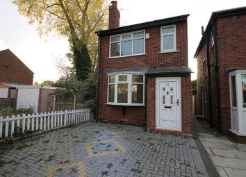Thumbnail 1 bedroom detached house for sale in Trevor Road, Urmston, Manchester