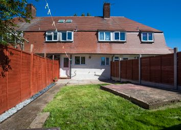 Thumbnail 2 bed terraced house for sale in Hilcot Drive Nottingham, Nottingham, Nottingham