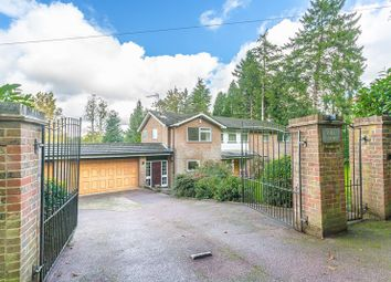 Thumbnail 5 bed detached house for sale in Park View Road, Woldingham, Caterham