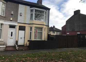 Thumbnail 3 bed terraced house for sale in Stanley Park Avenue South, Liverpool