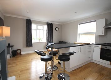 Thumbnail 2 bed flat for sale in Chapel Grove, Addlestone, Surrey