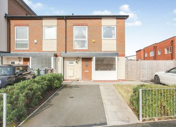 2 bed end terrace house for sale in Aldridge Road, Manchester M11