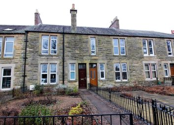 Thumbnail 2 bed flat for sale in Hill Crescent, Cupar