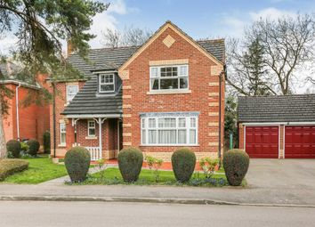 Speedwell Drive, Balsall Common, Coventry CV7. 4 bed detached house for sale
