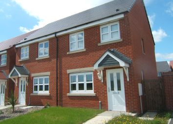 Thumbnail 2 bedroom property to rent in Ladyburn Way, Hadston, Morpeth