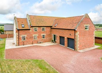 Thumbnail 4 bed barn conversion for sale in Tritlington, Morpeth, Northumberland