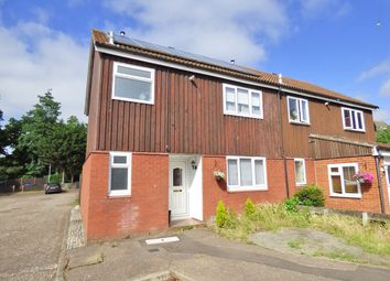 Thumbnail 4 bed semi-detached house for sale in Pennyroyal, Norwich, Norfolk