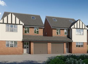 Thumbnail 5 bed detached house for sale in Mersea Road, Colchester, Essex