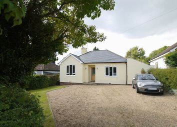 Thumbnail 4 bed bungalow for sale in Beechy Lees Road, Otford, Sevenoaks