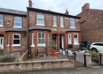 Stamford Park Road, Hale, Altrincham WA15. 3 bed terraced house for sale