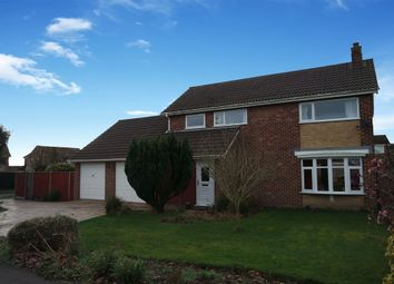 Thumbnail 4 bed detached house for sale in Rectory Road, Carlton Colville, Lowestoft