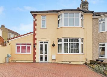 Thumbnail 4 bed semi-detached house to rent in Diamond Road, St. George, Bristol