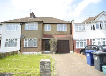 Thumbnail 6 bed semi-detached house to rent in Danemead Grove, Northolt