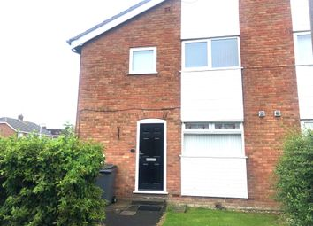 Thumbnail 1 bed flat to rent in The Spinney, Thornton-Cleveleys
