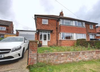 Thumbnail 3 bed semi-detached house for sale in Holmstead Avenue, Whitby