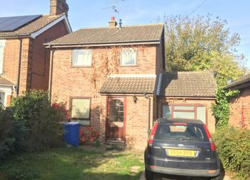 Thumbnail 3 bed detached house to rent in Hutland Road, Ipswich