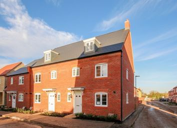 Thumbnail 4 bed town house to rent in Wetherby Road, Bicester