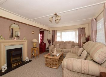 Thumbnail 2 bed mobile/park home for sale in Fifteenth Avenue, Lower Kingswood, Tadworth, Surrey