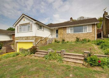 Thumbnail 3 bed detached bungalow for sale in Kearsley Drive, Worthing, West Sussex