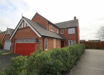 Thumbnail 4 bed detached house for sale in The Maples, Fulwood, Preston