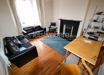 Thumbnail 6 bed terraced house to rent in Balmoral Terrace, Heaton, Newcastle Upon Tyne