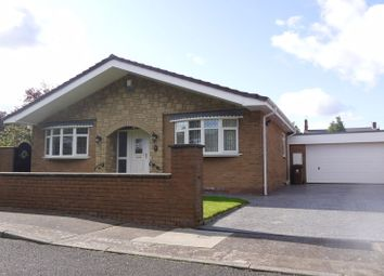 Thumbnail 2 bed bungalow for sale in Summerson Way, Bedlington