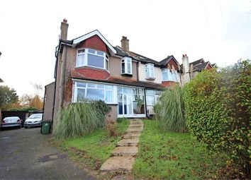 Thumbnail 4 bed semi-detached house for sale in Stanley Park Road, Carshalton, Surrey