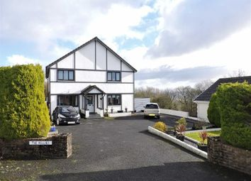 Thumbnail 4 bed detached house for sale in Maes Y Bont Road, Gorslas, Llanelli