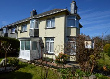 Thumbnail 3 bed semi-detached house for sale in Park View, Liskeard, Cornwall
