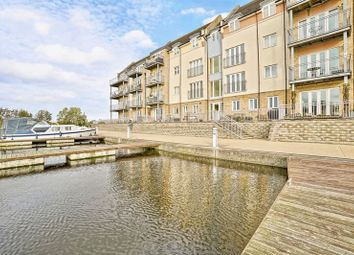 Thumbnail 2 bedroom flat for sale in Wren Walk, Eynesbury, St. Neots