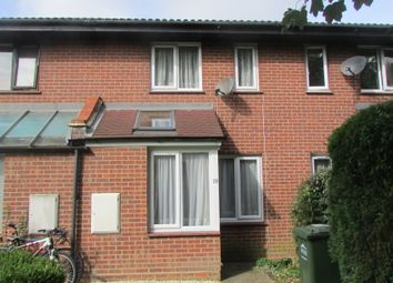 Thumbnail 1 bed terraced house to rent in Kelly Close, Sheppeerton