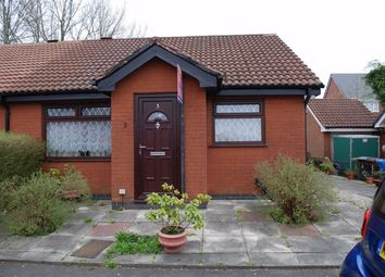 Thumbnail 2 bed semi-detached bungalow to rent in Mills Farm Close, Oldham, Lancashire