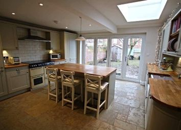 Thumbnail 3 bed semi-detached house for sale in Bellevue Road, Cowes