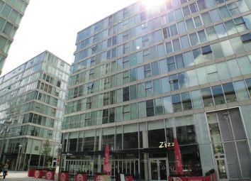 Thumbnail 2 bedroom flat to rent in Carnegie House, 503 Witan Gate, Milton Keynes