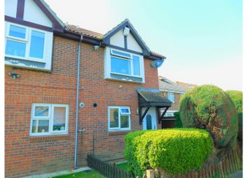 Thumbnail 2 bed semi-detached house for sale in Rydal Close, Littlehampton