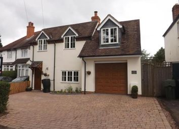 Thumbnail 3 bedroom cottage for sale in Barley Mow Lane, Catshill, Bromsgrove