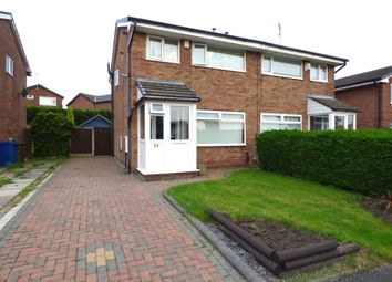 Thumbnail 3 bed semi-detached house for sale in Poise Brook Road, Stockport