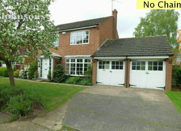 Thumbnail 4 bed detached house for sale in Warning Tongue Lane, Bessacarr, Doncaster.