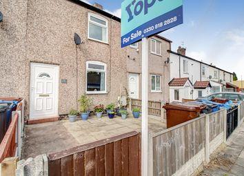Thumbnail 2 bed terraced house for sale in John Street, Golborne, Warrington