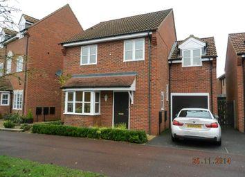 Thumbnail 4 bedroom property to rent in Cranborne Avenue, Westcroft, Milton Keynes