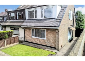 Thumbnail 3 bed semi-detached house for sale in Knowsley Crescent, Shawforth Rochdale