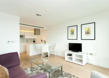 Thumbnail 1 bed flat to rent in Avantgarde Place, London